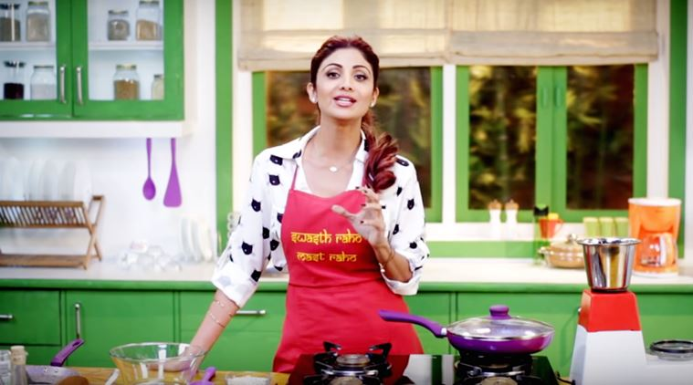 Bollywood: Actress Shilpa Shetty Kundra To Launch Her New Cook Book!